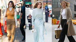 Tham khảo 11 outfit của sao Hollywood để biết thế nào là diện quần ống rộng siêu kéo chân và sang xịn level max