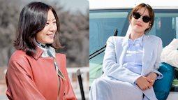 """Nàng công sở ngoài 30 học lỏm được 4 điều """"thầm kín"""" từ phong cách của 2 chị vợ cao tay chuyên trị tiểu tam trong phim Hàn"""