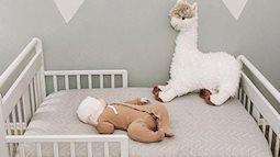 Quyết định cho con nằm giường thay cho nằm cũi, bà mẹ không ngờ mình lại bị ném đã dữ dội chỉ vì một lý do