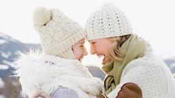 10 sai lầm trong bảo vệ sức khỏe mùa đông