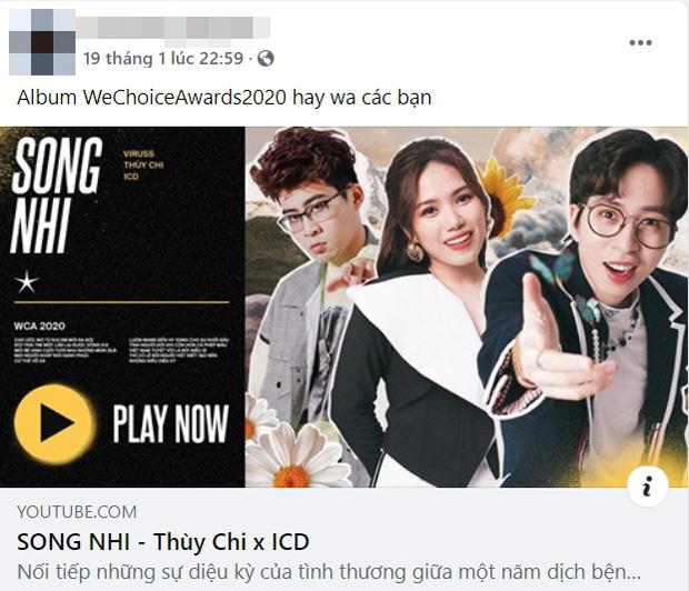 Netizen khen hết lời ca khúc Song Nhi: Thùy Chi hát như rót mật vào tai, ICD chơi vần quá hay, đây là sáng tác ý nghĩa nhất của ViruSs - Ảnh 8.