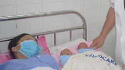 Bị dây rốn bám màng, sản phụ miền Tây mang song thai phải phẫu thuật bắt con khẩn