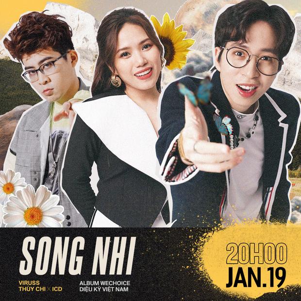 Netizen khen hết lời ca khúc Song Nhi: Thùy Chi hát như rót mật vào tai, ICD chơi vần quá hay, đây là sáng tác ý nghĩa nhất của ViruSs - Ảnh 1.
