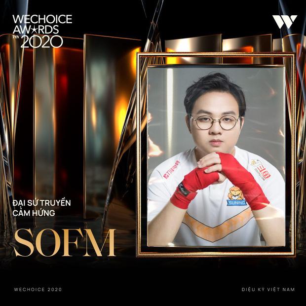 Tập thể bác sĩ tuyến đầu chống dịch tại Đà Nẵng, cha đẻ ATM gạo, SofM... trở thành Top 5 Đại sứ truyền cảm hứng WeChoice Awards 2020 - Ảnh 9.