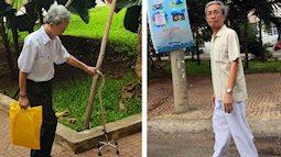 Ông Nguyễn Khắc Thủy, bị cáo trong vụ án dâm ô với trẻ em ở Vũng Tàu đã tử vong