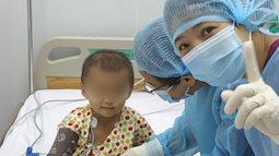 TP.HCM: Lần đầu tiên, bệnh viện nhi đồng ghép tế bào gốc tự thân cứu bé gái có tỉ lệ sống chỉ còn 12%