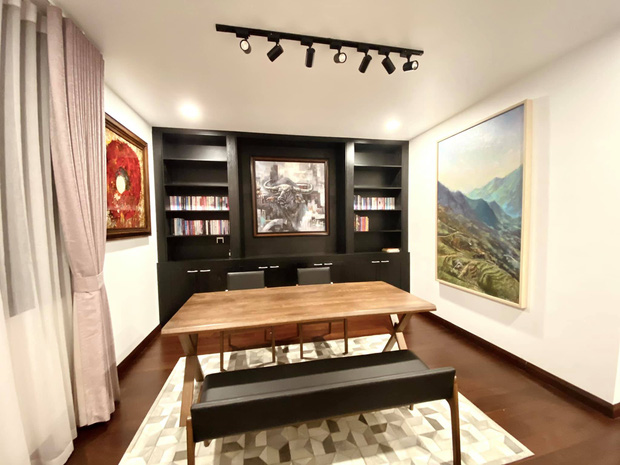 Mẹ đảm trang trí nhà khiến dân tình mê mệt: Phòng bếp cực hút mắt, đến các góc nhỏ cũng đậm tính nghệ thuật - Ảnh 20.