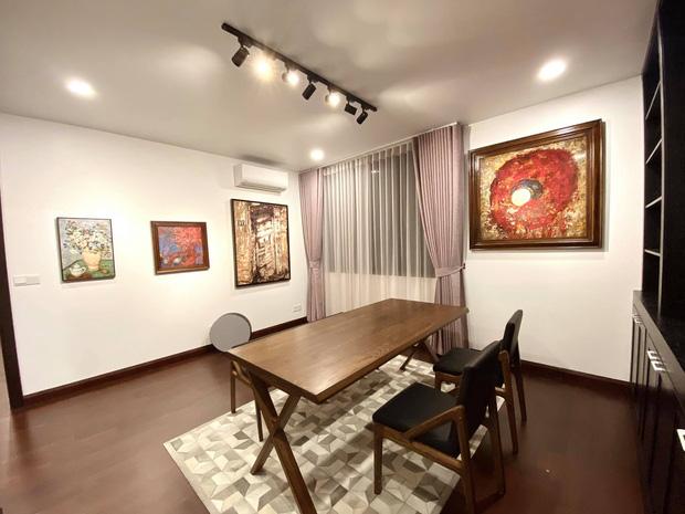 Mẹ đảm trang trí nhà khiến dân tình mê mệt: Phòng bếp cực hút mắt, đến các góc nhỏ cũng đậm tính nghệ thuật - Ảnh 21.
