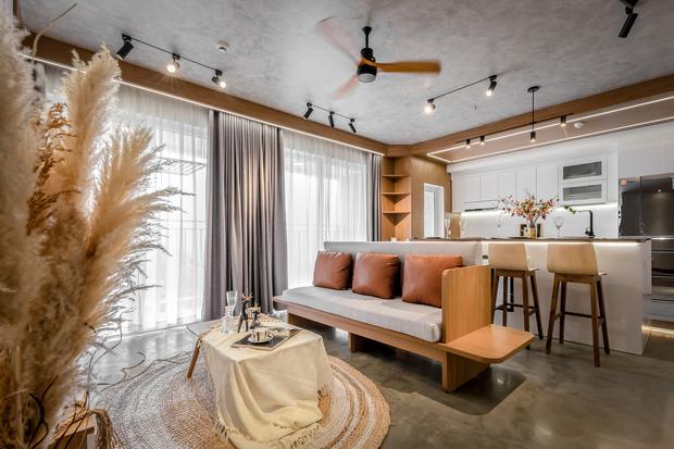 Trai độc thân Sài thành đầu tư gần 1 tỷ tân trang lại nhà: Phong cách tối giản mang đậm cá tính nhìn là biết có gu - Ảnh 1.