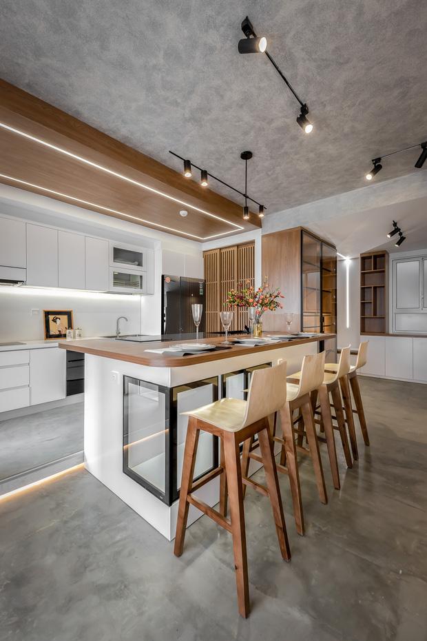 Trai độc thân Sài thành đầu tư gần 1 tỷ tân trang lại nhà: Phong cách tối giản mang đậm cá tính nhìn là biết có gu - Ảnh 6.