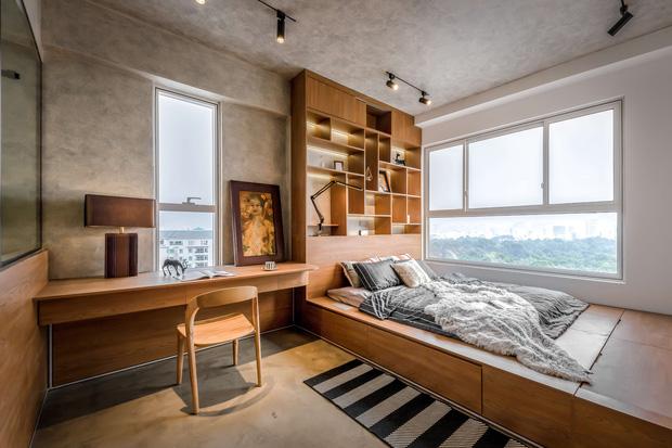 Trai độc thân Sài thành đầu tư gần 1 tỷ tân trang lại nhà: Phong cách tối giản mang đậm cá tính nhìn là biết có gu - Ảnh 10.