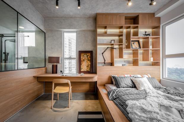 Trai độc thân Sài thành đầu tư gần 1 tỷ tân trang lại nhà: Phong cách tối giản mang đậm cá tính nhìn là biết có gu - Ảnh 11.