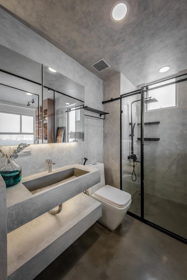 Trai độc thân Sài thành đầu tư gần 1 tỷ tân trang lại nhà: Phong cách tối giản mang đậm cá tính nhìn là biết có gu - Ảnh 12.