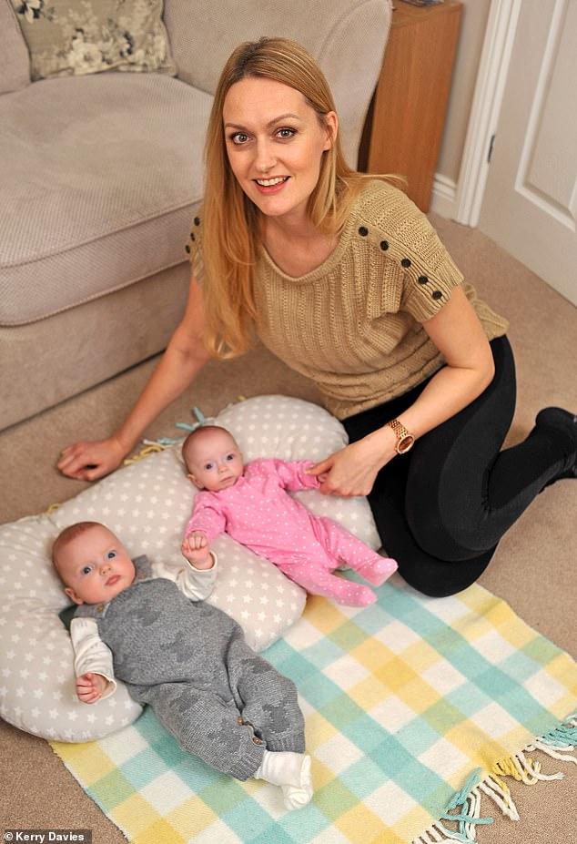 Một bà mẹ mang thai song sinh nhưng lại là trường hợp hiếm gặp đến mức cả thế giới mới chỉ có 12 ca - Ảnh 1.