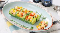 Mâm cỗ ngày Tết nhất định phải có món salad này vừa ngon vừa đẹp mà lại mang ý nghĩa tốt lành