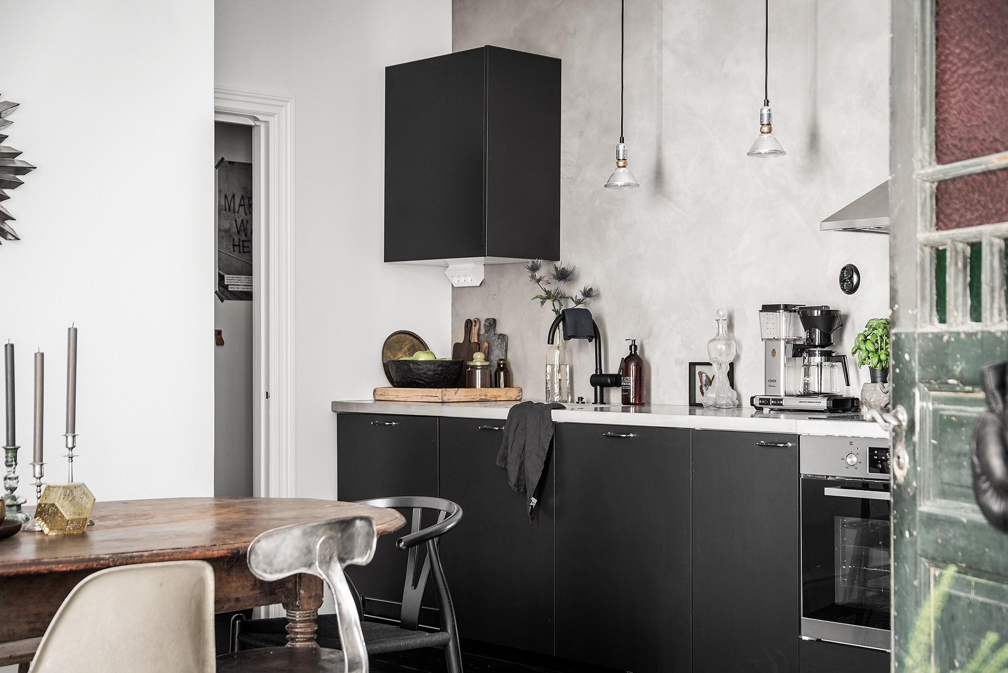 Tận dụng đồ cũ, căn hộ 42m² vẫn đẹp cá tính từng góc nhỏ - Ảnh 5.