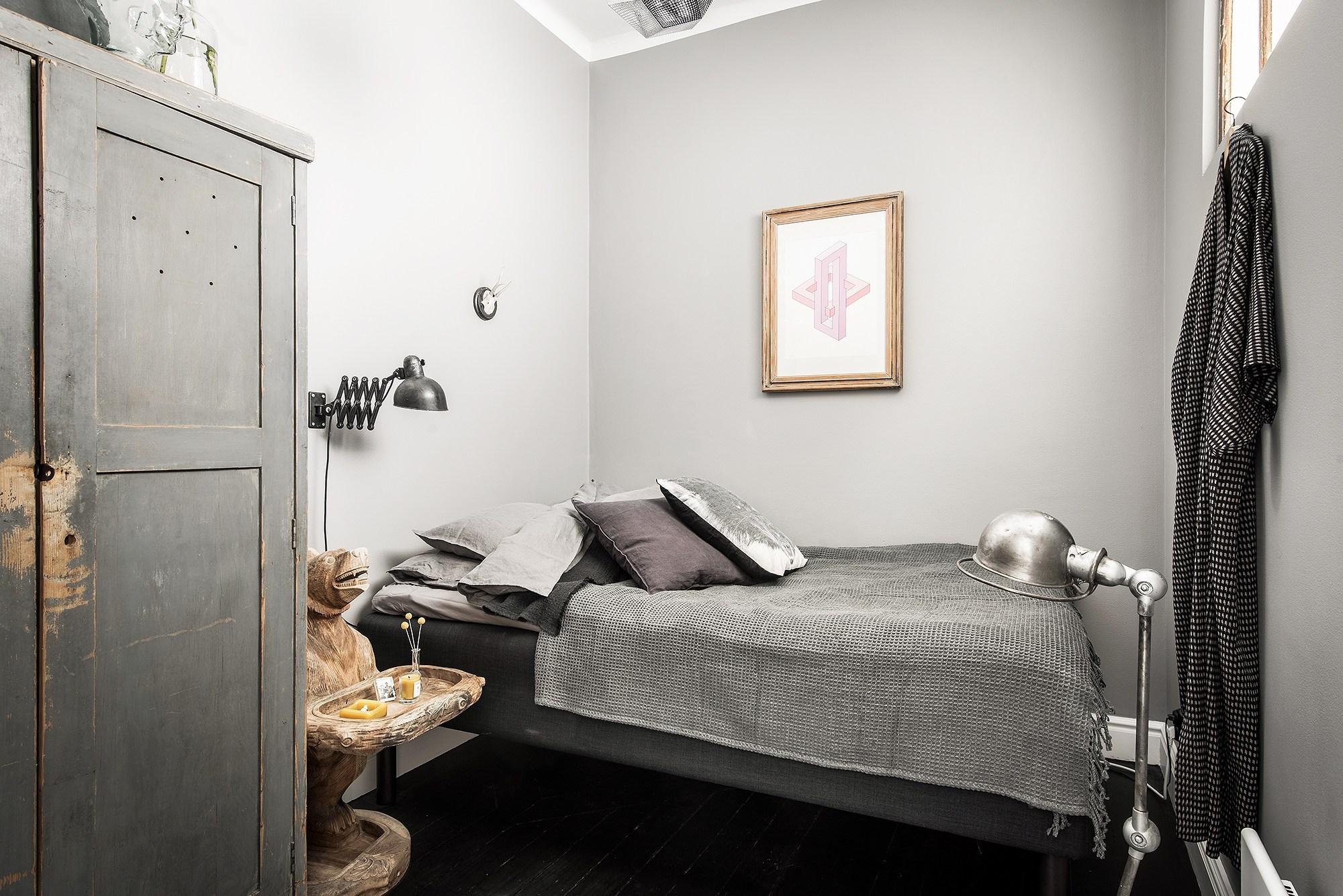 Tận dụng đồ cũ, căn hộ 42m² vẫn đẹp cá tính từng góc nhỏ - Ảnh 14.