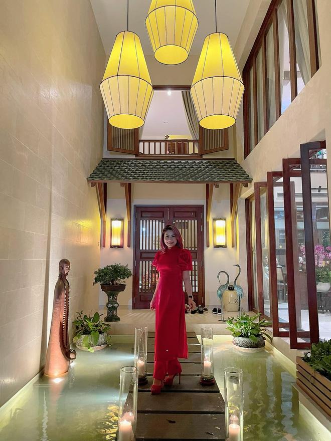 Thanh Thảo hé lộ biệt thự sang trọng như resort thu nhỏ của Quang Dũng - Ảnh 2.