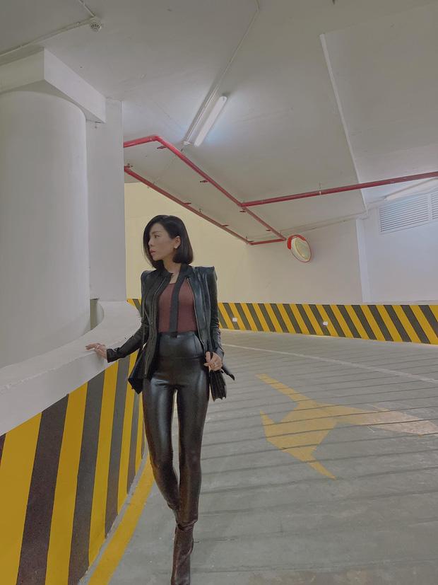Bằng chứng Lệ Quyên - Lâm Bảo Châu sống chung nhà: Check-in từ thang máy đến bãi xe, bức ảnh giữa đêm lộ chi tiết cực rõ! - Ảnh 5.