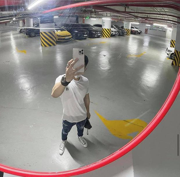 Bằng chứng Lệ Quyên - Lâm Bảo Châu sống chung nhà: Check-in từ thang máy đến bãi xe, bức ảnh giữa đêm lộ chi tiết cực rõ! - Ảnh 6.
