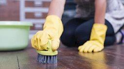 Quy trình vệ sinh nhà cửa đúng cách