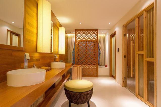 Thanh Thảo hé lộ biệt thự sang trọng như resort thu nhỏ của Quang Dũng - Ảnh 13.