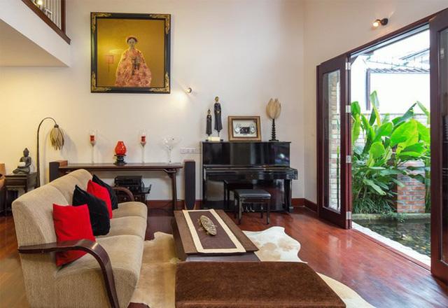 Thanh Thảo hé lộ biệt thự sang trọng như resort thu nhỏ của Quang Dũng - Ảnh 6.