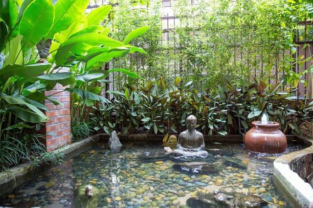 Thanh Thảo hé lộ biệt thự sang trọng như resort thu nhỏ của Quang Dũng - Ảnh 7.