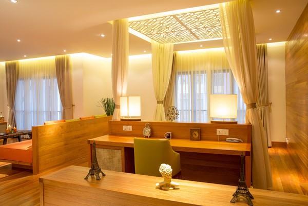 Thanh Thảo hé lộ biệt thự sang trọng như resort thu nhỏ của Quang Dũng - Ảnh 11.