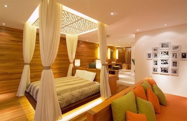 Thanh Thảo hé lộ biệt thự sang trọng như resort thu nhỏ của Quang Dũng - Ảnh 12.