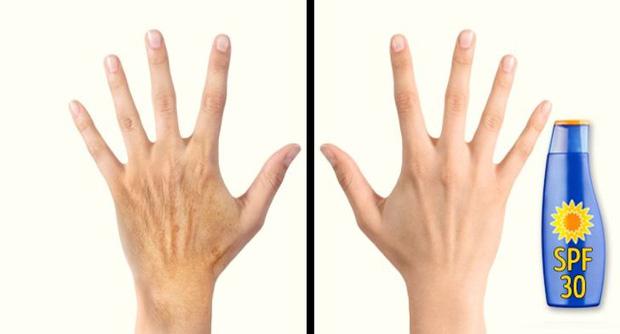 Không muốn tay nhăn nheo như người già, bạn nên thuộc nằm lòng 5 bí quyết bảo vệ đôi tay sau đây - Ảnh 5.
