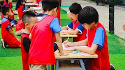 """Mô hình giáo dục """"Happy Growing - Trưởng thành trong Hạnh phúc"""" của  Trường Liên cấp SenTia"""