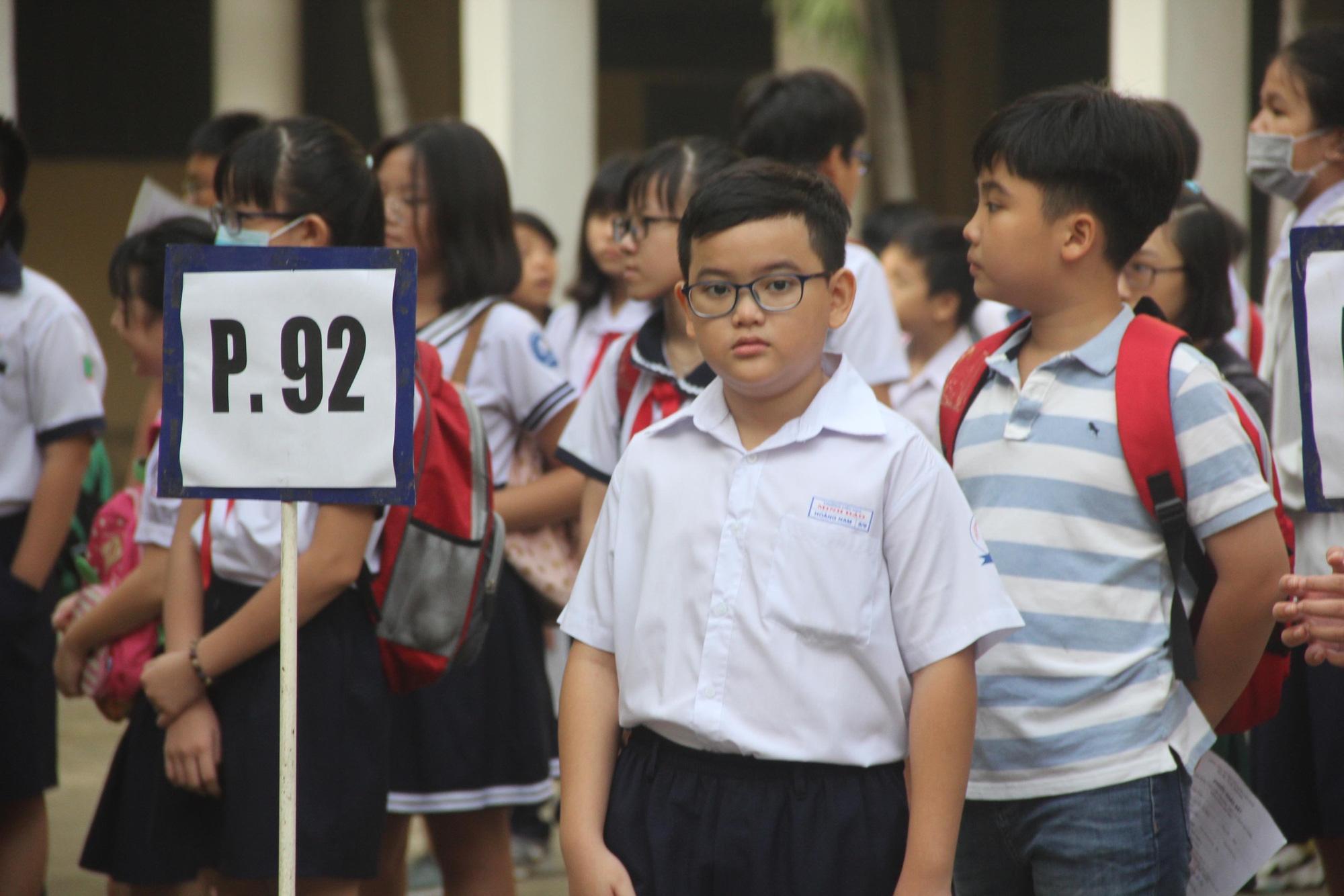 TP HCM: Đề xuất hỗ trợ học phí cho toàn bộ học sinh tiểu học trường tư thục - Ảnh 1.
