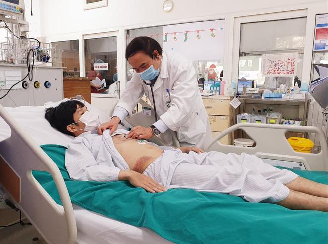 Nam thanh niên trẻ đột ngột ngừng tim khi đang nằm nghỉ - Ảnh 1.