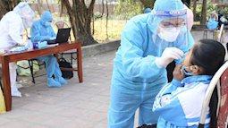 Phát hiện 2 cháu bé ở Hải Dương dương tính với SARS-CoV-2