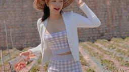"""Minh Hằng có nhiều váy áo bình dân siêu xinh và tôn dáng, chị em """"đu"""" theo cực dễ"""
