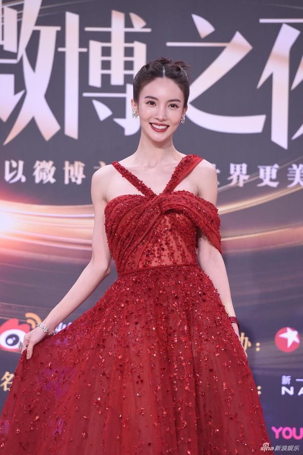 Siêu thảm đỏ khủng nhất Cbiz đầu năm: Nhiệt Ba gây sốc visual, Cúc Tịnh Y chặt chém đàn chị Angela Baby - Triệu Lệ Dĩnh - Ảnh 23.