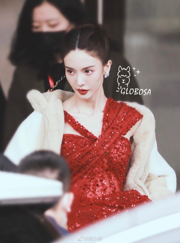 Siêu thảm đỏ khủng nhất Cbiz đầu năm: Nhiệt Ba gây sốc visual, Cúc Tịnh Y chặt chém đàn chị Angela Baby - Triệu Lệ Dĩnh - Ảnh 22.