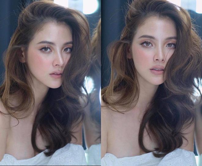 Nữ thần Thái Lan gây sốt xình xịch với bộ ảnh cận cảnh nhan sắc đẹp rụng rời - Ảnh 4.