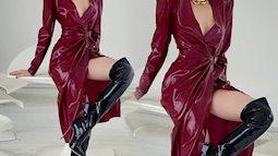 """Người ta coi Ngọc Trinh là cô chị """"rơi"""" của bộ đôi Kylie - Kendall, nhìn loạt ảnh này hiểu ngay lý do"""
