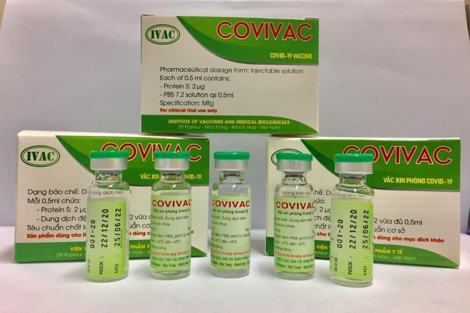 Sáng 5/3, bắt đầu tuyển tình nguyện viên tham gia thử nghiệm vắc xin COVIVAC - Ảnh 2.
