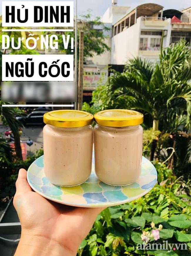 Mẹ đảm Sài Gòn chia sẻ công thức làm hũ dinh dưỡng thay thế bất kỳ bữa ăn nào trong ngày cho con, ngon - bổ - rẻ mà lại siêu tiện lợi - Ảnh 5.