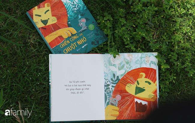 Bí mật tạo nên sự khác biệt kì diệu trong những cuốn sách đọc trước giờ đi ngủ cho trẻ từ 0-6 tuổi - Ảnh 4.