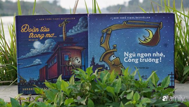 Bí mật tạo nên sự khác biệt kì diệu trong những cuốn sách đọc trước giờ đi ngủ cho trẻ từ 0-6 tuổi - Ảnh 9.