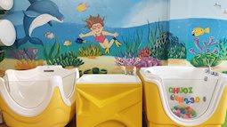Bể Bơi thủy liệu cho bé ở Hà Nội - Sviet Beauty Spa