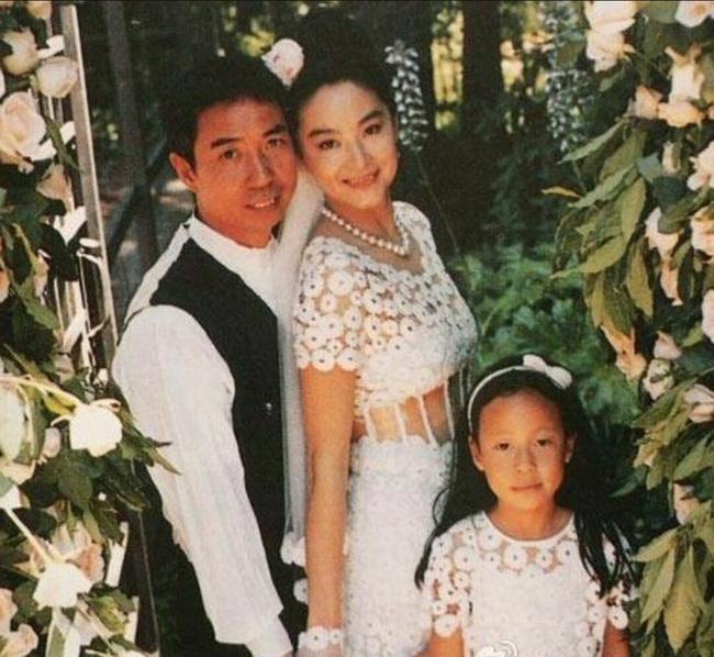 Lâm Thanh Hà và người chồng hiện tại Hình Lý Nguyên.