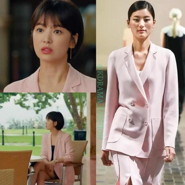 Song Hye Kyo diện blazer không bao giờ fail, sương sương cũng có 13 cách mặc trẻ và sang tuyệt đối - Ảnh 5.