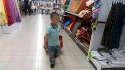 Cậu bé làm vỡ hộp trứng trong siêu thị bị nhân viên bắt đền tiền gấp 10 lần, bà nội bình tĩnh nói 1 câu mà cục diện thay đổi
