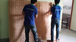 Alo Vệ Sinh - Địa chỉ giặt nệm tại nhà cho mọi gia đình Việt