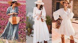 """5 kiểu váy không bao giờ lỗi mốt và còn có khả năng hack tuổi """"đỉnh của chóp"""" cho chị em ngoài 30"""